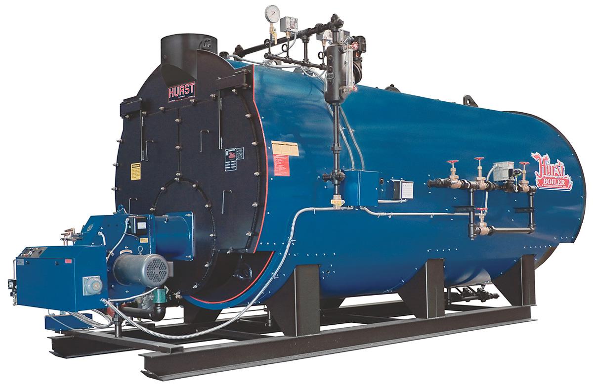 Hurst Boiler - Etter Engineering Company
